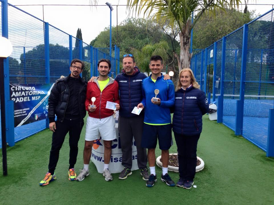 I vincitori del Torneo MSP
