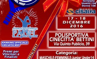 Cinecitta Bettini Padel